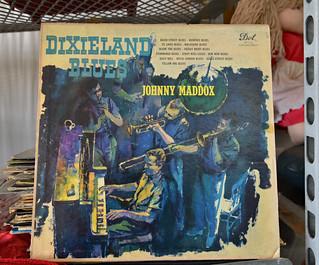 Dixieland Blues ~ Johnny Maddox