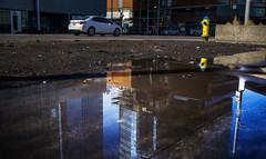 Spring is here! (VanveenJF) Tags: edmonton alberta cars icedistrict buildings skyrise