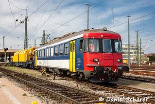 RBe 540 074 / Basel Bad