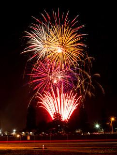 La Puente July 4th Fireworks