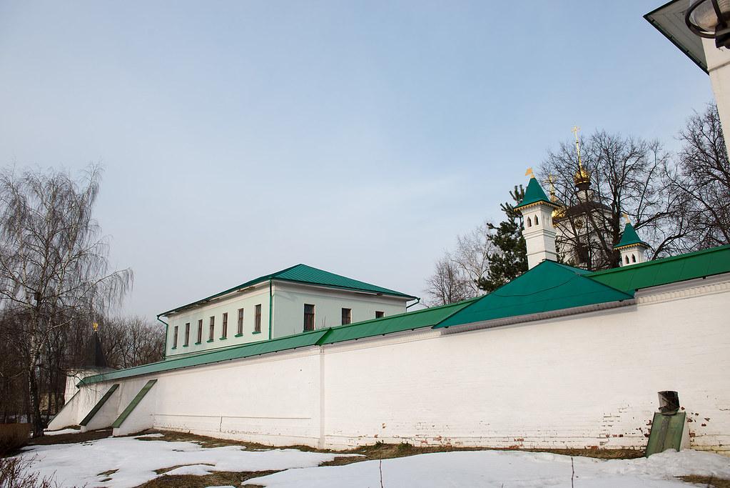 фото: Борисоглебский монастырь. Дмитров