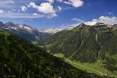 Vall* (Enllasez - Enric LLaó) Tags: paisaje paissatge portdelabonaigua pirineus pirineo pirineos vall valledearan valdaran valldaran 2018 verde verd nwn