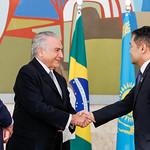 23/06/2016 Cerimônia de entrega de credenciais a embaixadores estrangeiros residentes em Brasília thumbnail