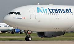 C-GTSI (AnDyMHoLdEn) Tags: airtransat a330 egcc airport manchester manchesterairport 23l