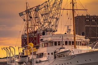 Decksaufbauten - Boat Deck Superstructures