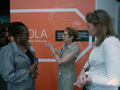 Touring CDC Museum's Ebola Exhibit