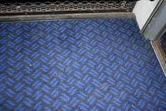 Mk2 BSO S9392 Int (75) (Transrail) Tags: mk2 coach carriage interior passenger train railway britishrail seat window carpet guardcompartment brakestandardopen bso