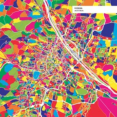 [Colorful Maps]  Colorful map of Vienna, Austria (Hebstreits) Tags: area austria cartography city cityplan colorful colors design editable eps europe geography highways image infographic landmark location map marketing plan presentation region roads sightseeing street tourist travel trip urban vector vienna wien
