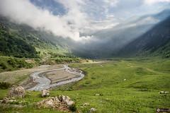 Lalarri (www.eiderphoto.com) Tags: huesca pyrenees lalarri fog eiderphoto aragon pirineos mountains konica4018 ilce7 sonya7 landscape green