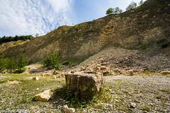 Breakline (reinbold_daniel) Tags: stone steinbruch landscape landschaft nature quarry flickr instagram online natur stein