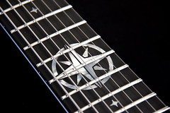 North Star custom inlay (Taisto Guitars) Tags: north taistoguitars v25fx7 inlay