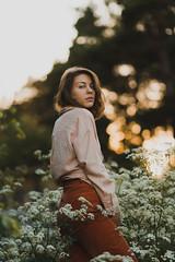 02.06.2018 (Polly Bird Balitro) Tags: alina portrait girl flowers nature naturallight evening goldenhour summer outdoors helsinki finland nikondf nikonaf135mmf2dc pollybalitro diary blog