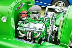 Ford Woody 1929 in Bushnell FL 3.6.2018 0825 (orangevolvobusdriver4u) Tags: 2018 archiv2018 sumterswapmeets bushnell florida usa bushnellfl car auto klassik classic oldtimer fordwoody fordwoody1929 ford woody 1929 motor engine customized
