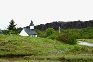 chapelle þingvallakirkja