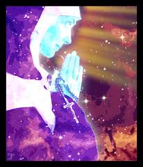 Mother-Mary_Prayer-Of-Light_01 (photoshopflair) Tags: mother mary virgin mothermary virginmary pray prayer light art design abstract vision love digital digitaldesign graphic graphicarts shine bright holy holymary