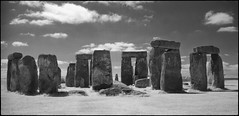 Stonehenge Infra Red (geospace) Tags: stonehenge infrared wiltshire neolithic