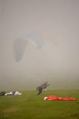 Virtutis fortuna comes (ttbeep) Tags: sewerby eastcoast yorkshire parachute paragliding para nikond700 seafret onthisdayinyorkshire yorkshireweather overtheedge