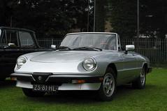 1984 Alfa Romeo Spider 2000 (rvandermaar) Tags: 1984 alfa romeo spider 2000 alfaromeospider alfaromeo alfaspider sidecode4 zs81hl