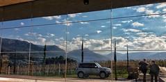 vidraça (jakza - Jaque Zattera) Tags: reflexo serragaúcha vinicola don guerino