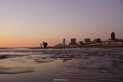 DSC02381 (ZANDVOORTfoto.nl) Tags: beachlife strand zandvoort aan zee sunset zonsondergang watertoren