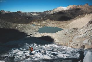 Huayna Potosi - Bolívia