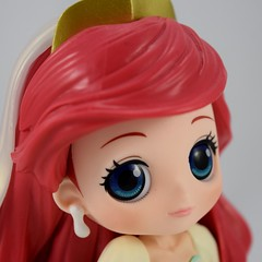 Q Posket Wedding Ariel Vinyl Figure by Banpresto - Deboxed - Free Standing - Closeup Left Front View #2 (drj1828) Tags: japan banpresto qposket figure vinyl disney princess 2018 purchase boxed 55inch 140mm dreamystyle disneycharacters normalcolor ariel thelittlemermaid deboxed freestanding