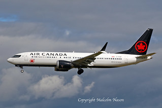 B737 MAX8 C-FSIP AIR CANADA