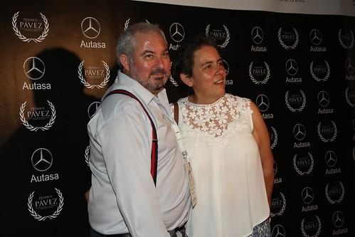 Alfombra Roja V Premios Pávez