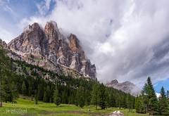 Nice place for a walk, Dolomiti (jacquelineermens) Tags: nikon travel clouds landscape nature dolomieten dolomiti mountains