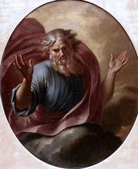 IMG_2378E Adrien Sacquespée. 1629-1692 Rouen  Dieu le Père; God the Father Rouen Musée des Beaux Arts. (jean louis mazieres) Tags: peintres peintures painting musée museum museo france normandie rouen muséedesbeauxarts