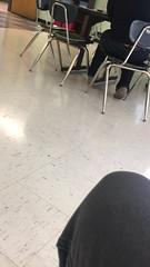 Slight Teacher Asscrack (Gotti's Grandchild) Tags: buttcrack teacher