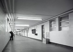 Chicago Midway Airport - United, TWA and Eastern Concourse (twa1049g) Tags: chicago midway airport extension finger ramp 1961
