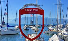 Grand Tour, Port de Morges (Diegojack) Tags: morges vaud suisse d7200 nikon nikonpassion port voileslatines bateaux manifestation voiliers tourisme grandtour