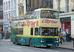 Dublin Bus RH87 (91D1087). (Fred Dean Jnr) Tags: november2004 dublinbus busathacliath dublin dublincitytour bstone olympian alexander r opentop oconnellstreetdublin rh87 91d1087