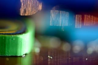 Spotlight on the Eraser...