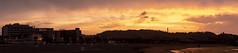 Ocaso en la playa del Arbeyal. Gijón. (David A.L.) Tags: asturias asturies gijón playa playadelarbeyal atardecer ocaso puestadesol cielo