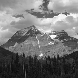 Mt. Robson (12, 972 ft.)