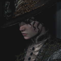 """""""Loss"""" (Omegapepper) Tags: wallpaper screenarchery screenshot character pose portrait emotion atmosphere atmospheric steampunk victorian era london videogame gametography games virtual digital photography photomode photostitch ps4 pro closeup"""