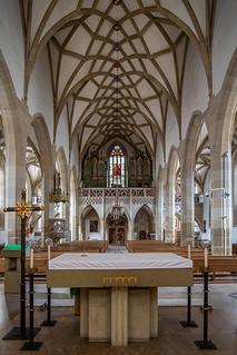 Stadtpfarrkirche Mariä Himmelfahrt (Bad Königshofen im Grabfeld) II