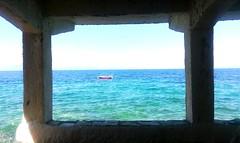 ⛵ (__jo_) Tags: greece greeksummer greek seaside sea sealife beachlife beach colors color colours colour green blue summer summervibes volos sky pic photography photo
