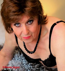 Surprise Surprise! (rebeccajaynegrey) Tags: crossdresser transvestite transgender crossdress cd tgirl tg crossdressing