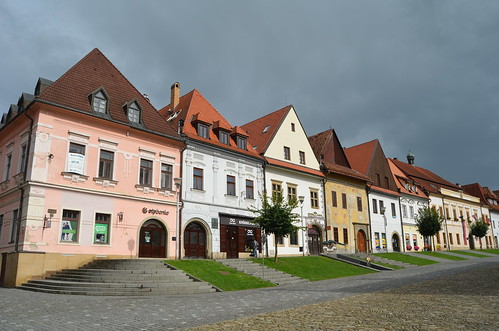 Bardejov's old square III