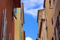 656 - Bastia rue Monseigneur Rigo (paspog) Tags: bastia corse corsica vieuxport mai may 2018 france ruemonseigneurrigo façades fassaden facades