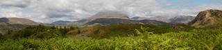 The Sca Fells - Panoramic