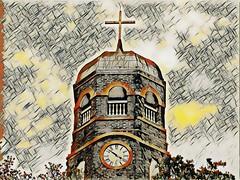 Amen (sherry kuhlkin) Tags: church episcopal worship princegeorgewinyahepiscopalchurch georgetown sc southcarolina historic bible christ anglican sherrykuhlkin kuhlkin southern charm cross holy