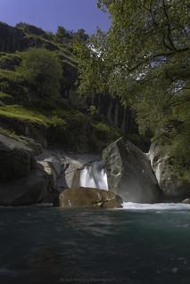 Hippo Waterfall