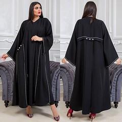 #Repost @_nagda • • • • • Model : N-019 Price : 1400 نستقبل طلبات التفصيل عن طريق الواتس اب او خدمه المنازل #abayas #abaya #abayat #mydubai #dubai #SubhanAbayas (subhanabayas) Tags: ifttt instagram subhanabayas fashionblog lifestyleblog beautyblog dubaiblogger blogger fashion shoot fashiondesigner mydubai dubaifashion dubaidesigner dresses capes uae dubai abudhabi sharjah ksa kuwait bahrain oman instafashion dxb abaya abayas abayablogger