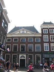 Maison du Beurre Stadsboterhuis (archipicture71) Tags: delft paysbas hollande maison pignon sculpture blasons renaissance gothique porte fenêtre house gothic huis neetherlands
