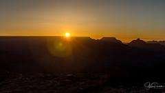 Here Comes The Sun (spierson82) Tags: southrim summer sunrise canyon nationalpark grandcanyonnationalpark arizona vacation landscape grandcanyon grandcanyonvillage unitedstates us