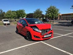 Ford Fiesta Zetec S Red Edition (VAGDave) Tags: ford fiesta zetec s red edition 2016